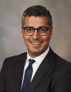 Dr. Amirhossein Misaghi - Pediatric Sports Medicine